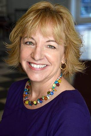 Photograph of Melanie Davis